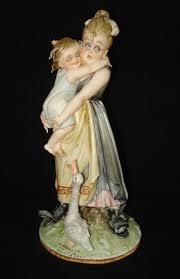 43 best capodimonte tiziano galli figurines images on pinterest