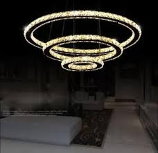 Halo Ceiling Lights Fashion Led Halo Dining Room Chandelier Ceiling Lighting