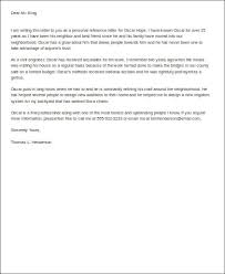 personal reference letter sample reference letter u2013 14 free