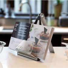 lutrin de cuisine lutrin de cuisine design umbra de la table deco et saveurs com