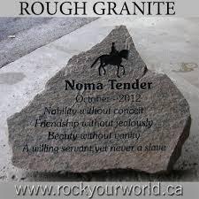 pet memorial garden stones pet memorial engraving ontario