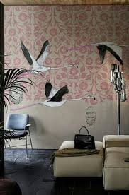 Wallpaper Interior Design Yellow U2026 Home Design Pinterest Chinoiserie Wallpaper And