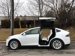 suv tesla inside tesla model x world u0027s first electric suv is a shock to the