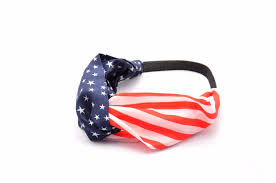 4th of july headbands aliexpress buy 10pcs lot american flag turban headband 4th