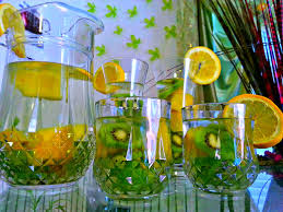 kiwi pineapple lemon detox water omgies u2026