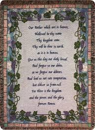 the lord u0027s prayer throw u0026 easel columbus oh florist flowerama