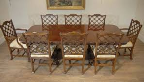 Gothic Dining Room Table by English Furniture Antique Dining Room