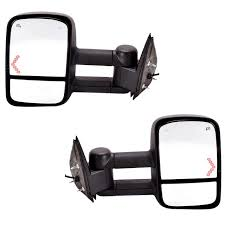 amazon com dedc chevy tow mirrors side mirrors towing mirrors