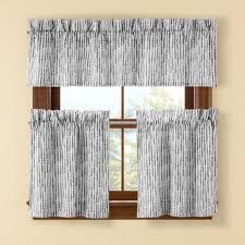 Insulated Kitchen Curtains by Bed Bath Beyond Kitchen Curtains Kenangorgun Com
