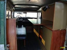 land rover series 3 interior 1976 green land rover series iii carawagon 22279307 photo 4