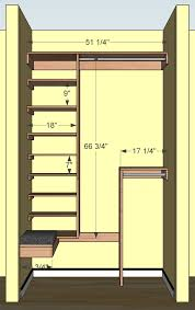 fresh build closet organizers 20746