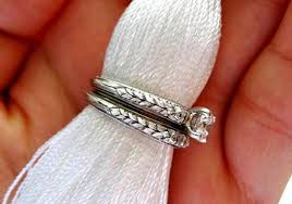 engraving on engagement ring engagement rings embellishments pricescope