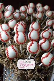 Halloween Cake Pops Pinterest by Best 25 Baseball Cake Pops Ideas Only On Pinterest Baseball