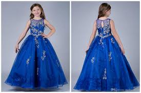 gown dress with price 2017 royal blue pageant dresses floor length crew collar