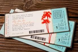 boarding pass wedding invitations inspiring compilation of boarding pass wedding invitations which