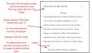 essay format double spaced apa formatting rules for your paper