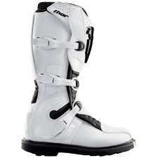motorcycle road boots thor 2015 blitz mx boots white wide selection of thor 2015