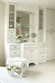 Stock Bathroom Cabinets Design Pictures Remodel Decor And Ideas - Floor to ceiling bathroom vanity