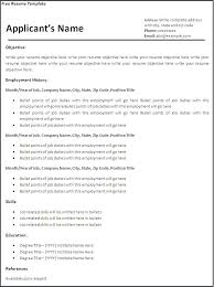downloadable resume templates free downloadable resume templates medicina bg info