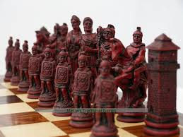berkeley chess ornamental chess set