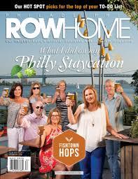 Philadelphia Magazine Design Home 2016 by Philadelphia Rowhome Magazine