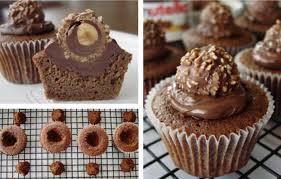tuto cuisine tuto des cupcakes ferrero rocher pour les gourmands la recette