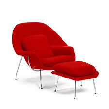 womb chair u0026 ottoman replica aptdeco