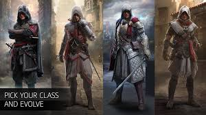assassins creed identity free download for android android games