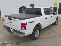 Ford F150 Bed Covers Extang Emax Soft Tonneau Cover Installation 2015 Ford F 150