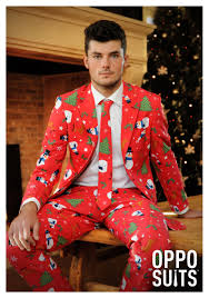 christmas suits santa claus decided to upgrade his suit this men s christmas