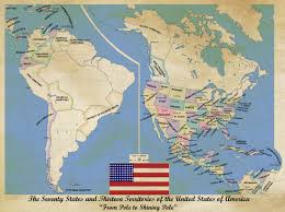 Map Of America by Alternate History Maps Of America Alternate History And History