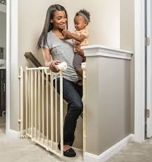 Stair Gates For Banisters Comparing The Best Baby Gates For Stairs Top And Bottom Baby
