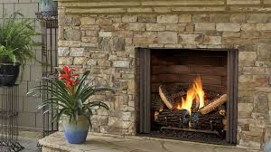 carolina gas outdoor fireplace majestic products
