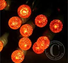 orange led lights g12 50 bulb