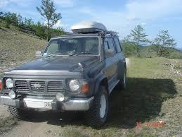 nissan safari nissan safari 1993 года 4 2 литра г иркутск дизельный