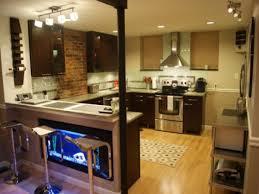 Kitchen Breakfast Bar Design by Kitchen Kitchen Bar Ideas Kitchen Creamic Flooring Pendant Lamp