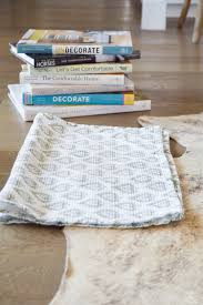 how to get the curl out of a cowhide rug zdesign at home