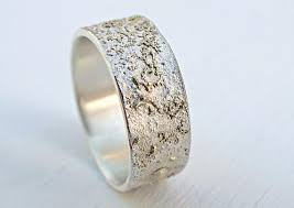 fusion wedding band fusion ring gold silver gold wedding band gold fused ring