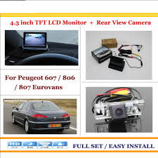 peugeot buy back online buy wholesale peugeot 607 lcd from china peugeot 607 lcd