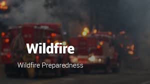 Wildfire Episodes Guide by Wildfire Preparedness Congressman Scott Peters