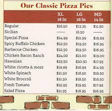 Pizza Barn Hours Menu Pizza Pizza Barn Yonkers