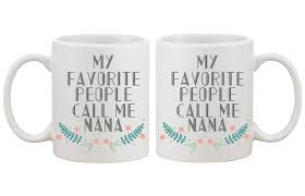 grandmother gift ideas my favorite call me nana coffee mug for grandmother gift for