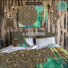 boho bedding cliab boho bedding bohemian exotic full 100 cotton
