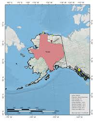 Alaska Map Images by Toolik Field Station General Maps