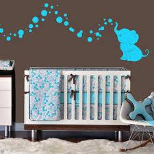 Wall Decor Ideas Baby Elephant Nursery Decor Ideas