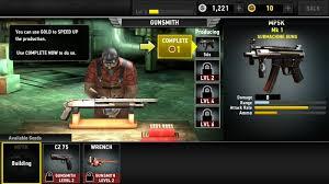 game dead trigger apk data mod dead trigger 2 letest version 1 3 1 mod hack apk unlimited ammo