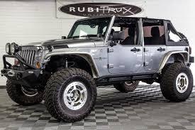 jeep billet silver pre owned 2013 jeep wrangler unlimited billet