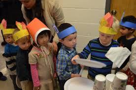 thanksgiving kindergarten songs math work and thanksgiving feast dayspring montessori blog