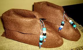 native american moccasins kids u0026 glitter