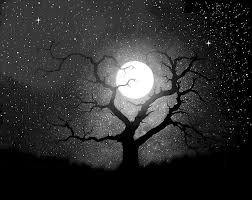 moon tree painting by robert foster